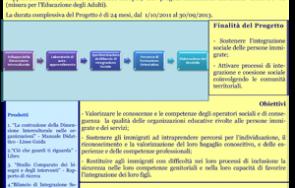 Newsletter Progetto BIS n. 1