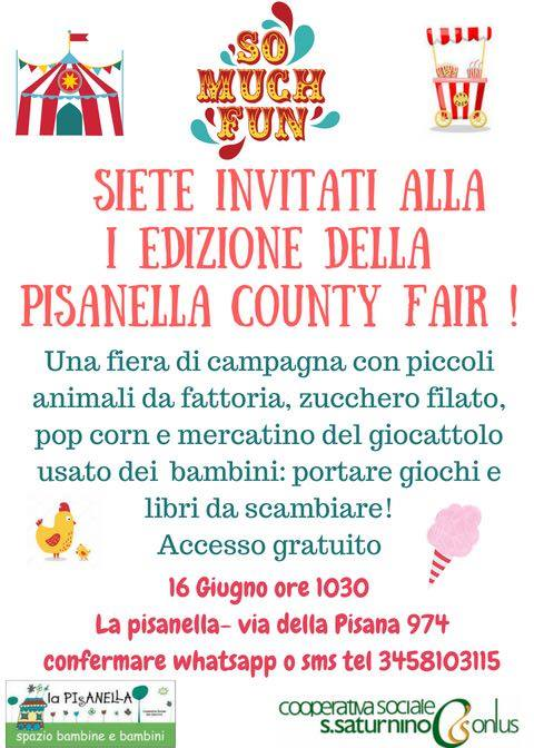 Pisanella County Fair