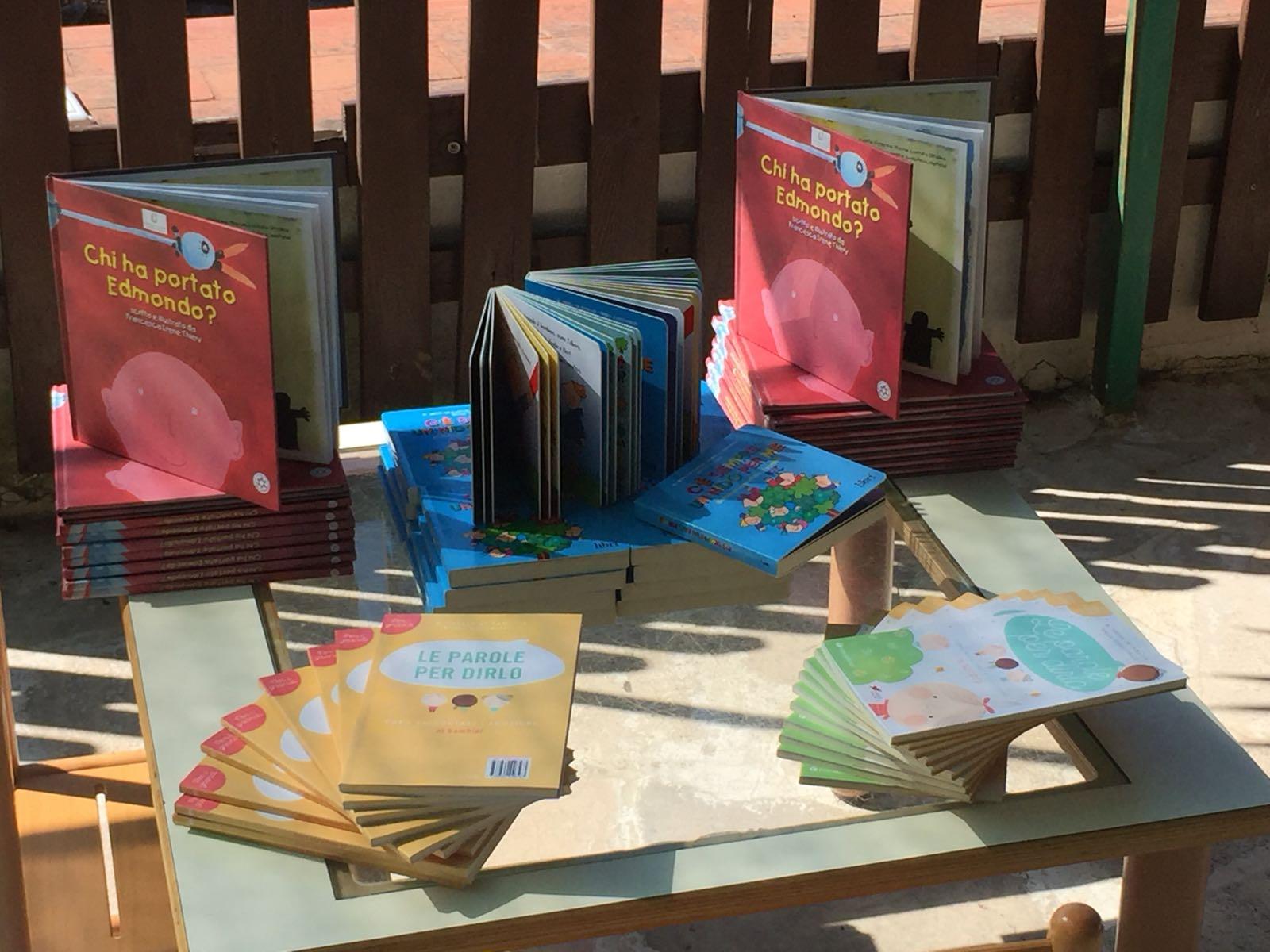 Pisanella County Fair e Un Libro in giardino