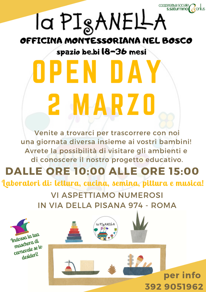 La Pisanella – Open Day