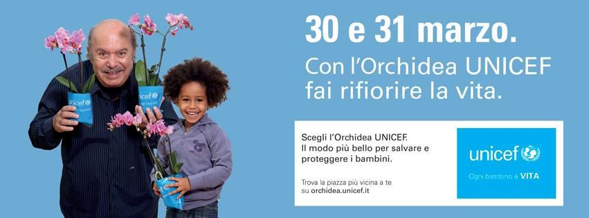 Orchidee UNICEF al Girasole